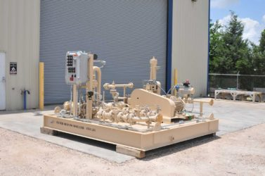 Onshore Plunger Pump Package